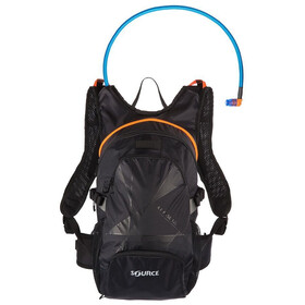 SOURCE Fuse Trinkrucksack 3+9l Black/Orange